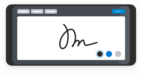 How to Sign a PDF on Android